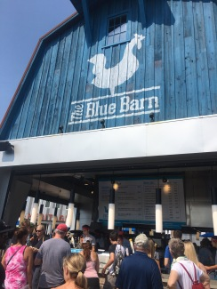 The Blue Barn-- only available at the MN State Fair